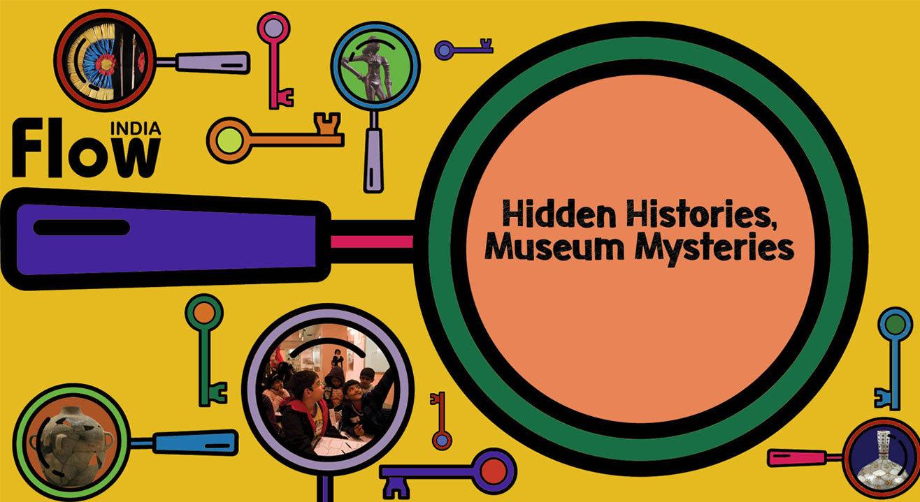 Calendar Mysteries April Adventure Quiz : Book tickets to hidden histories museum mysteries