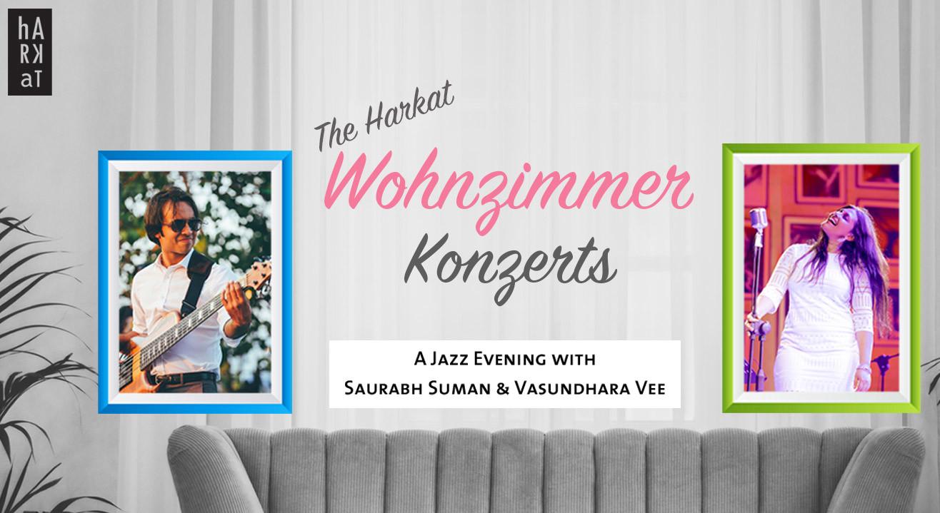 Wohnzimmer konzert a jazz evening for Wohnzimmer konzert
