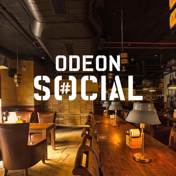 Odeon Social Delhi