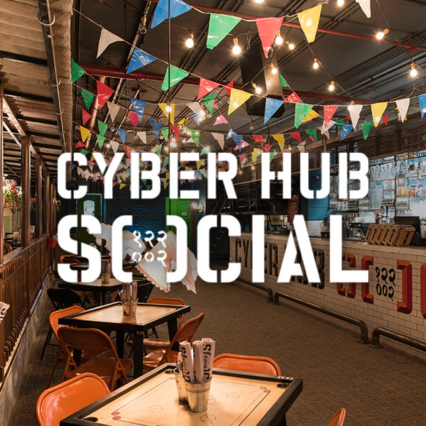 Cyber Hub Social Gurgaon