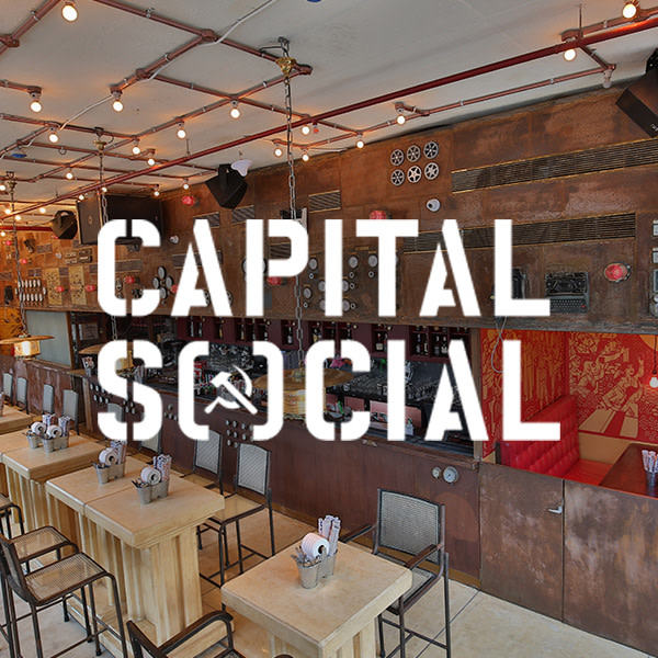 Capital Social BKC, Mumbai