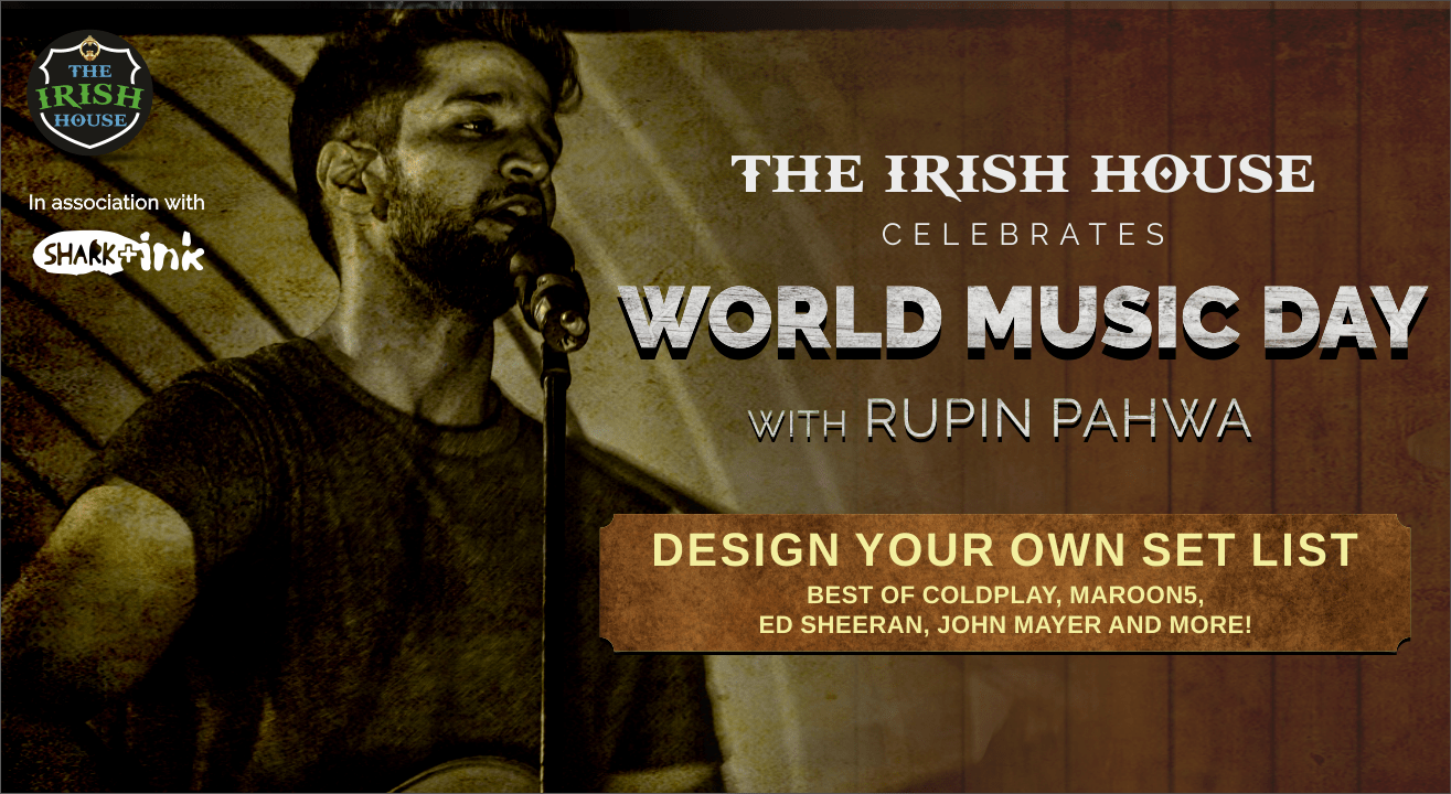 Rsvp to the irish house celebrates world music day for World house music