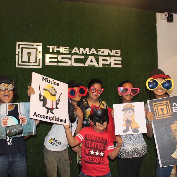 The Amazing Escape Bangalore