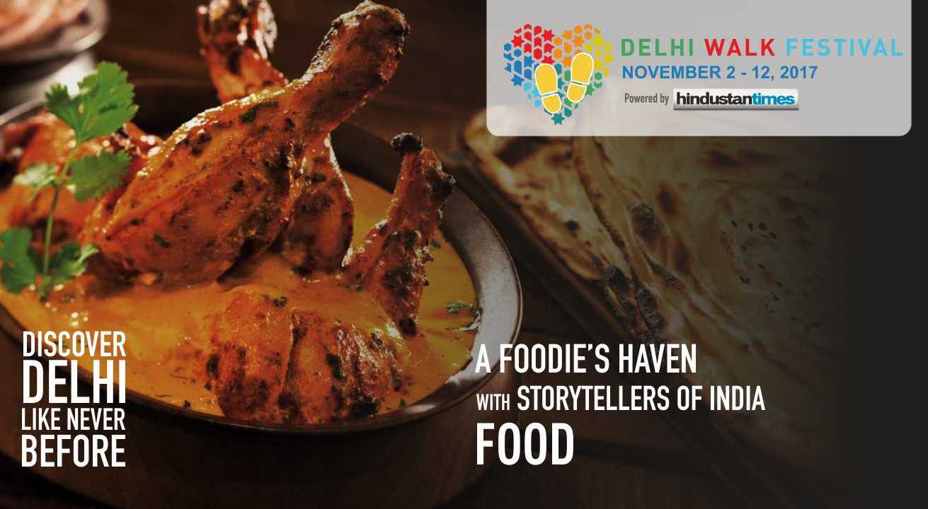 Book Tickets To Delhi Walk Festival