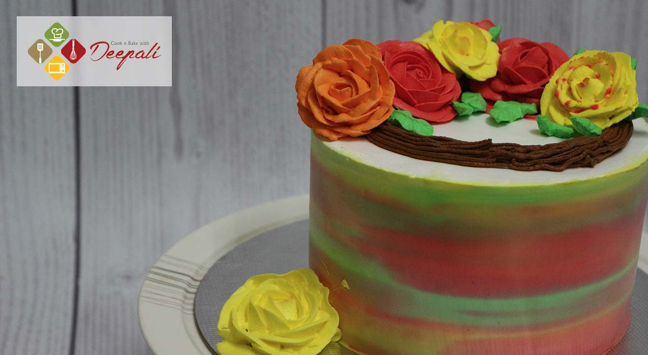 Book tickets to Advance Cake Decoration
