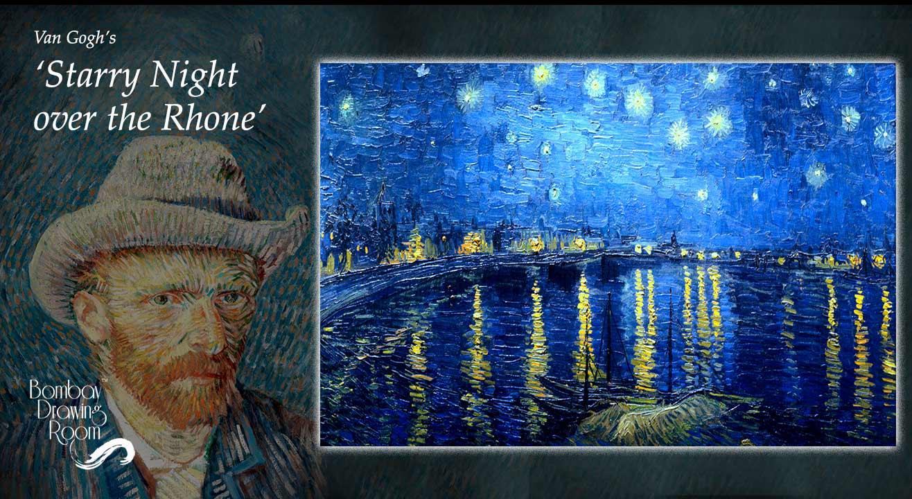 Book Tickets To Van Gogh S Starry Night Over The Rhone