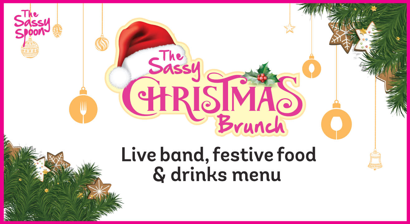 the sassy christmas brunch at the sassy spoon nariman point