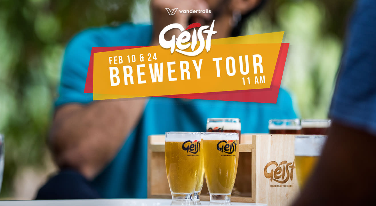 Book tickets to Geist Brewery Tour - Learn the art of brewing craft