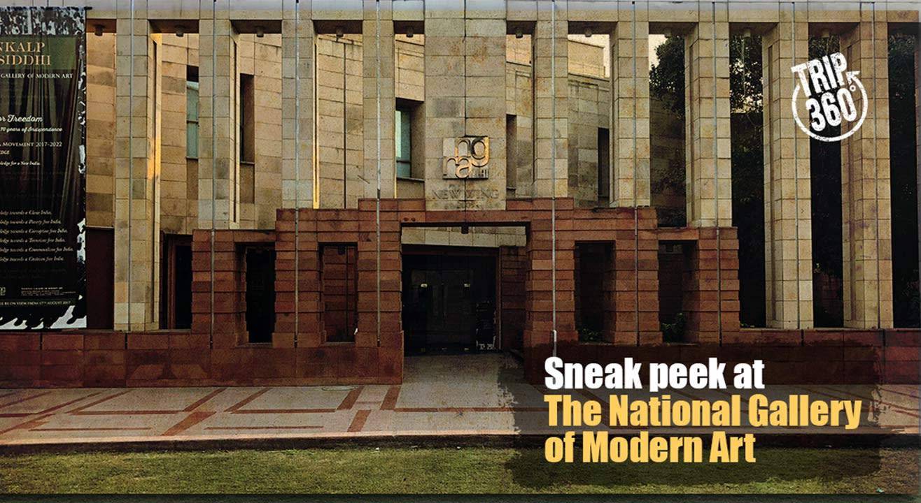 Book Tickets To A Walk Through Delhi S National Gallery Of