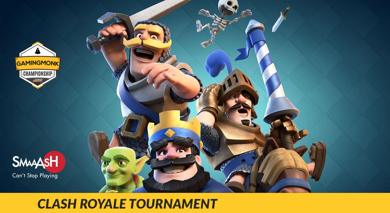 clash royale free tournament password