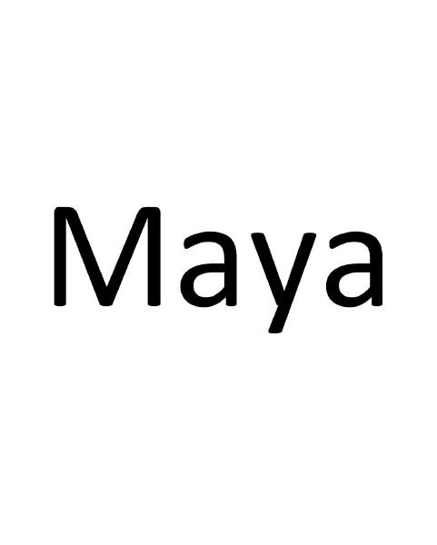 Maya, Trident BKC