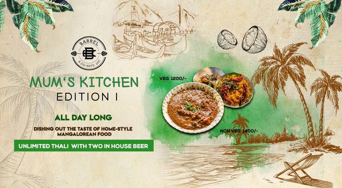 Mum S Kitchen Kolkata