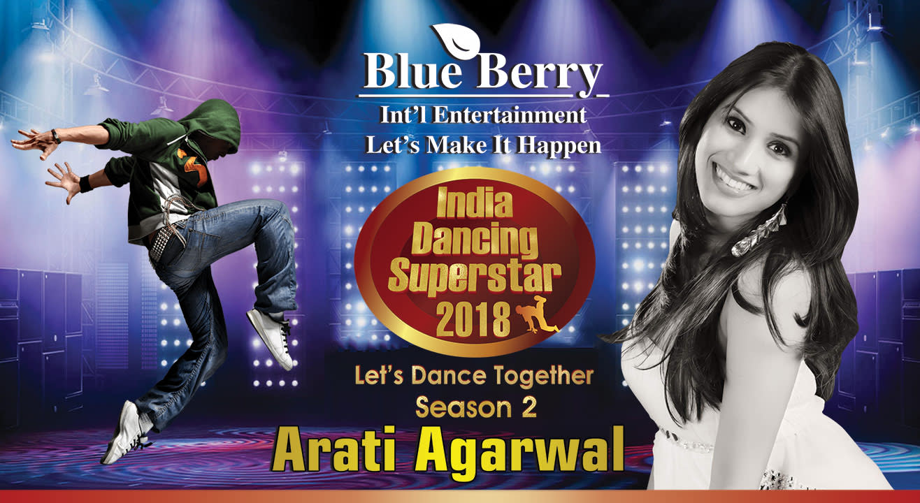 630165d82a4 Book tickets to  India Dancing Superstar-2018-(Season-2)  IS BACK WITH A  BANG!!