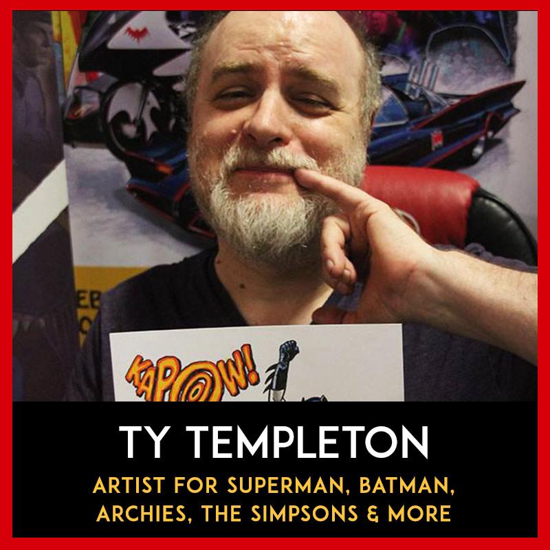 Ty Templeton