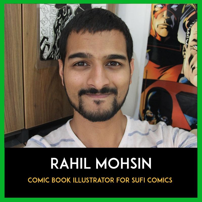 Rahil Mohsin