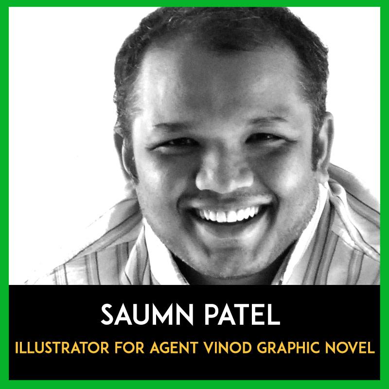 Saumn Patel