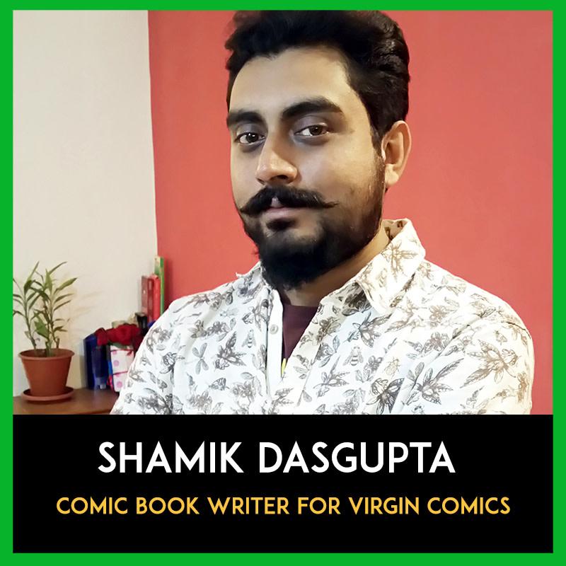 Shamik Dasgupta