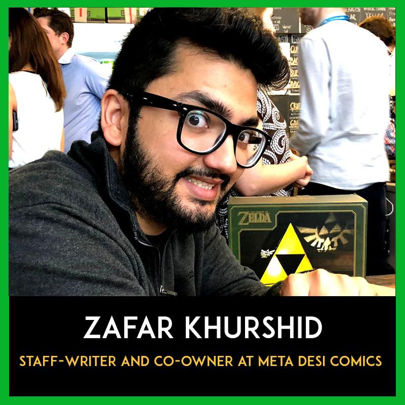 Zafar Khurshid