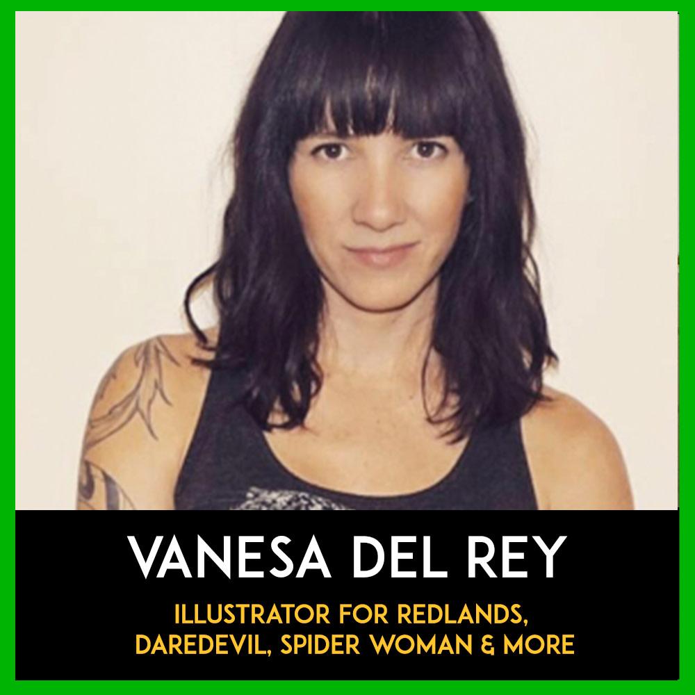 Vanesa Del Rey