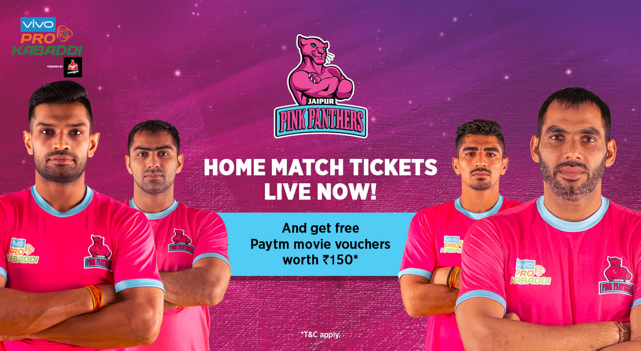 Image result for jaipur pink panthers