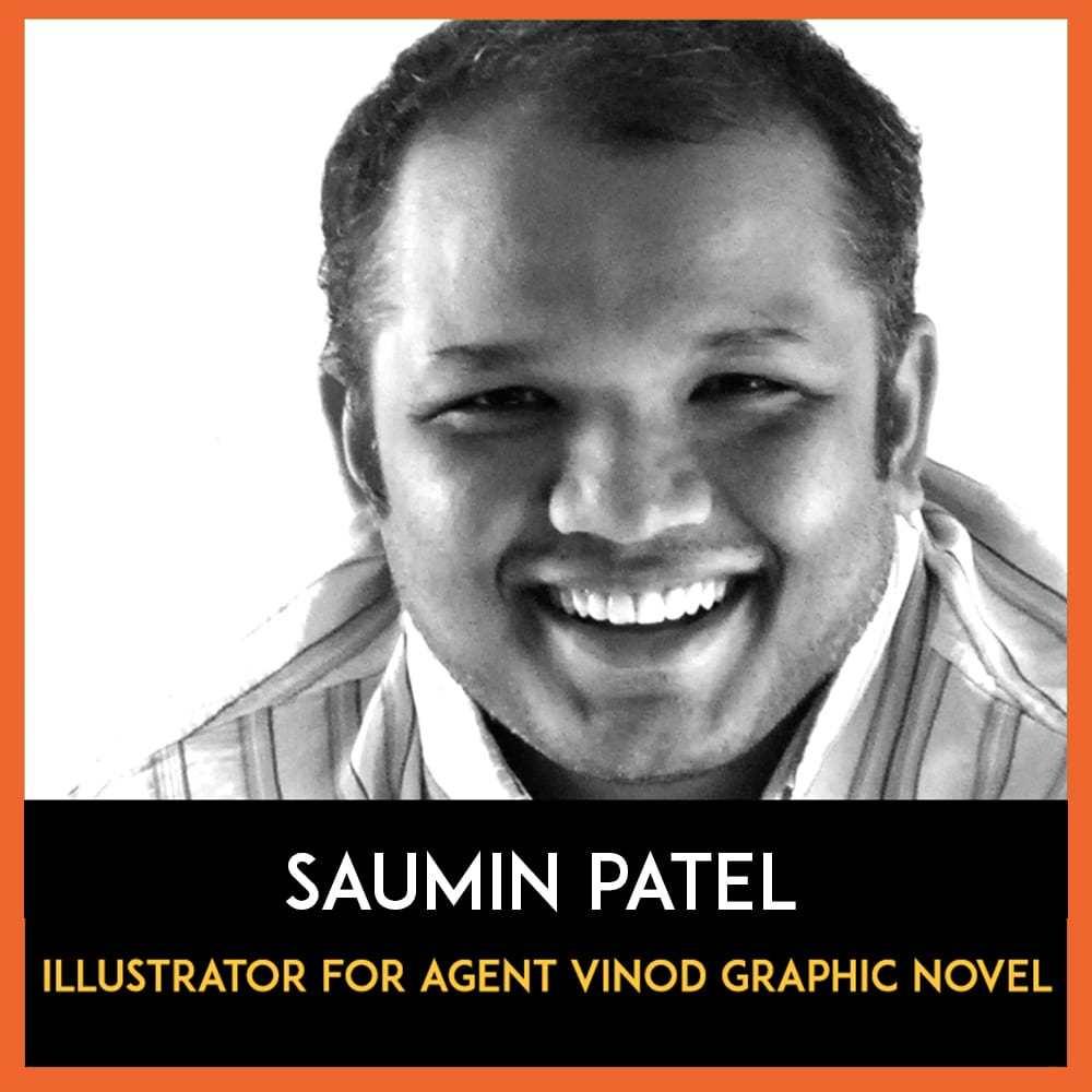 Saumin Patel