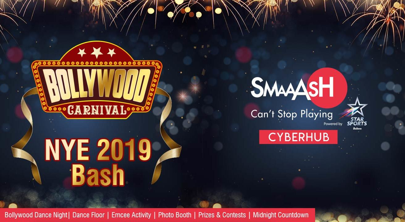 New Hindi Movei 2018 2019 Bolliwood: New Year's Eve 2019 Bollywood Carnival Dance Party At