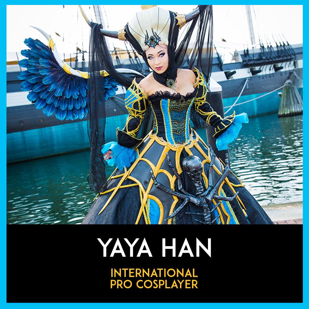 Yaya Han