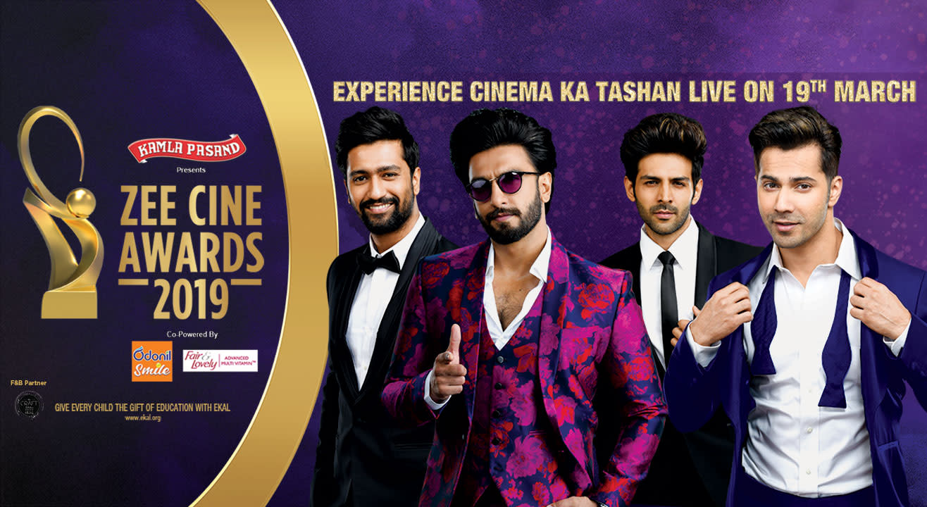 Official Ticketing Partner | Buy tickets for Zee Cine Awards