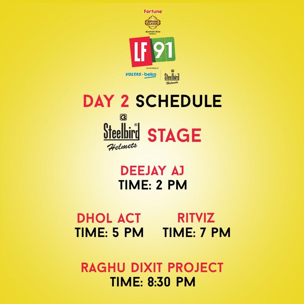 Deejay AJ Dhol Act Ritviz  Raghu Dixit Project