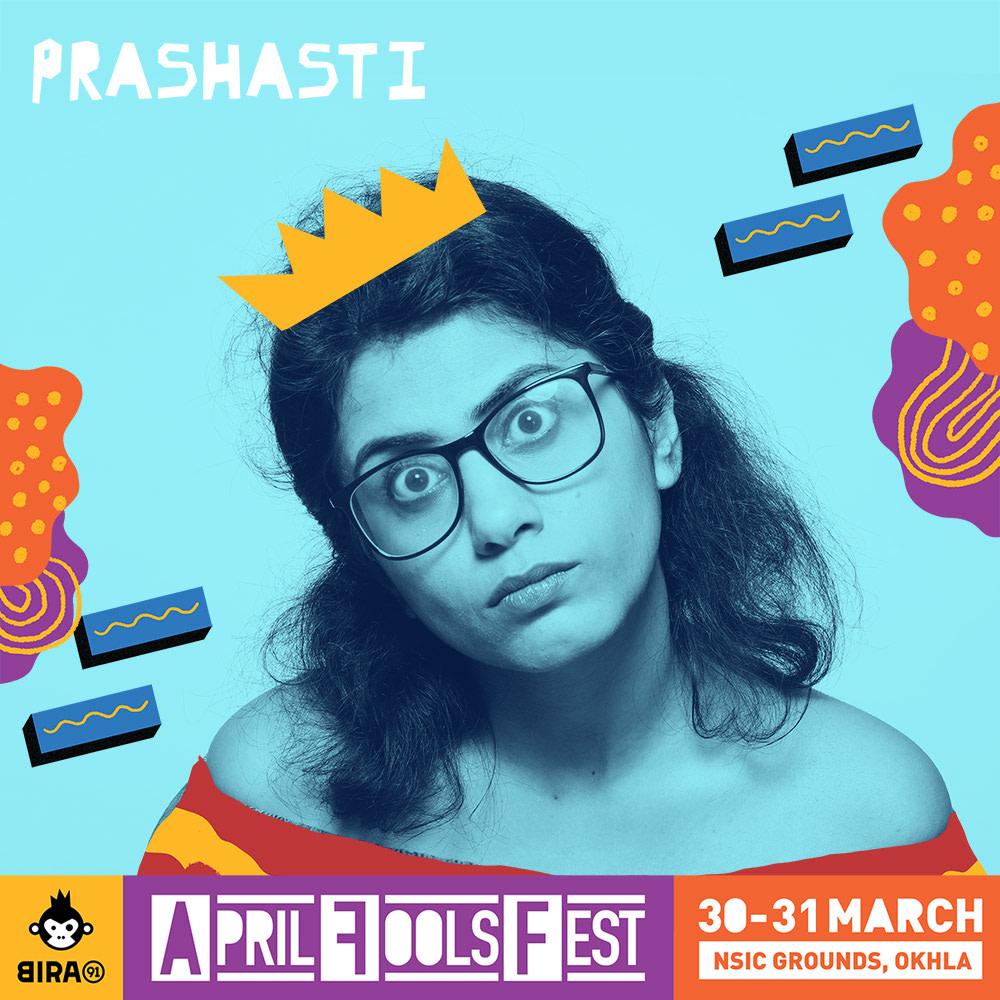 Prashasti Singh