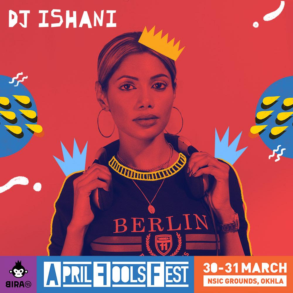 DJ Ishani
