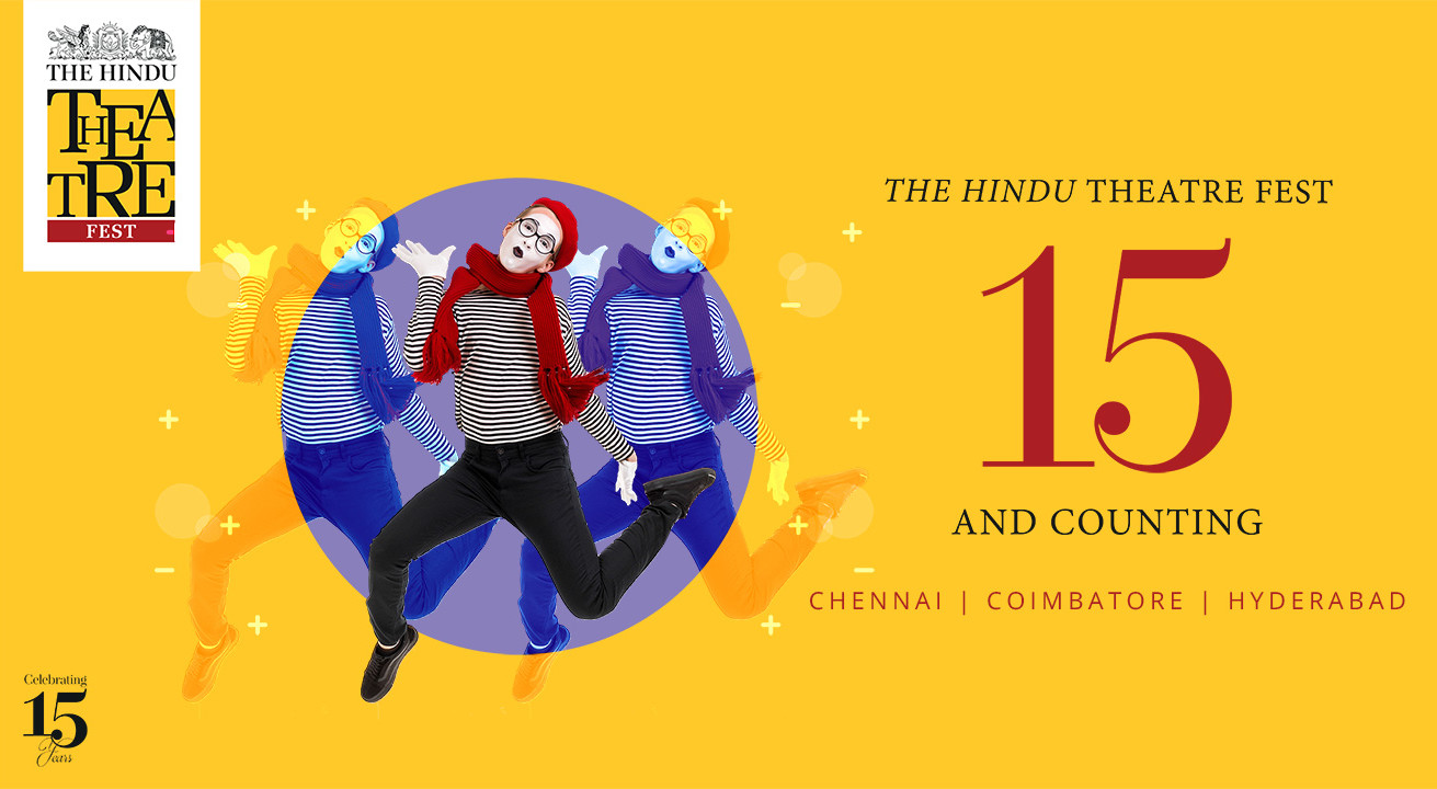Book Dance Like A Man The Hindu Theatre Fest (Aug 2019) Event