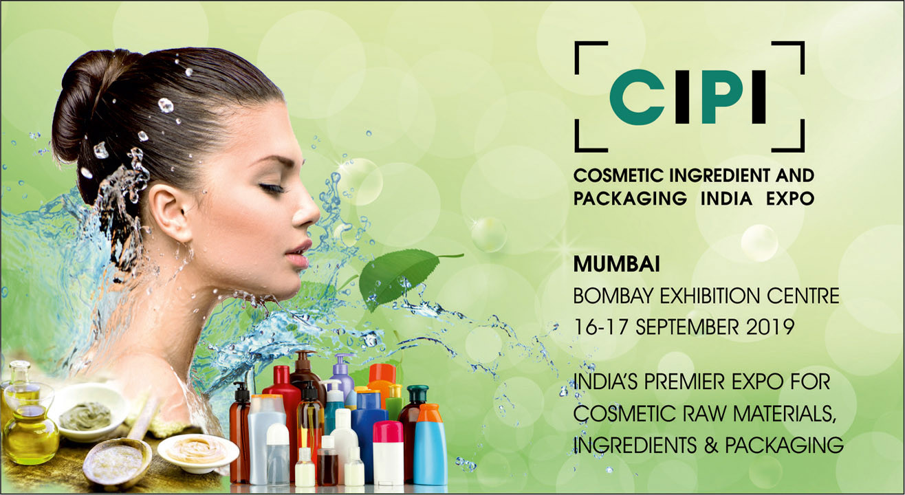 Book Cosmetic Ingredients And Packaging India Expo (Sep