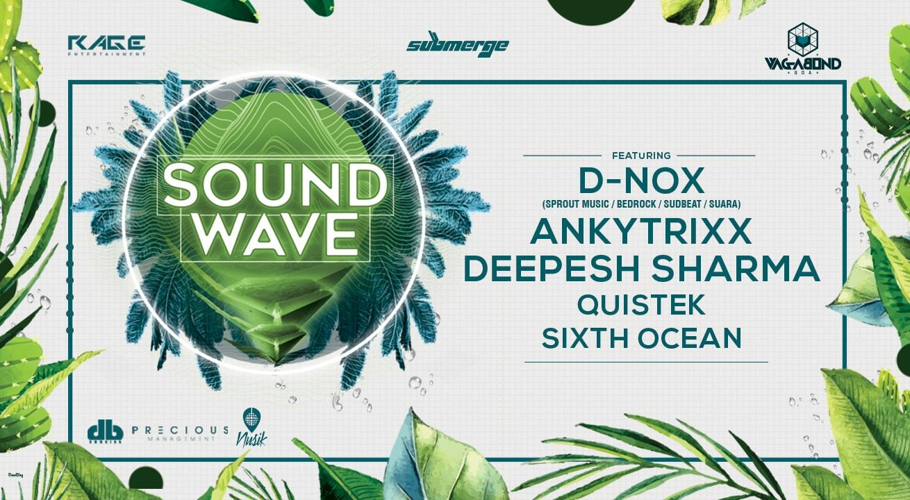 Book Soundwave (Aug 2019) Event Tickets Online, All Cities @ Paytm