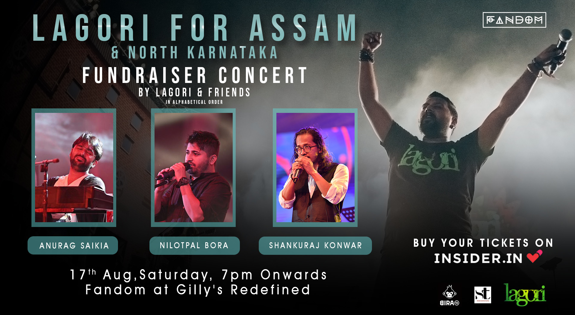 Book Lagori Friends For Assam And North Karnataka 17th August At