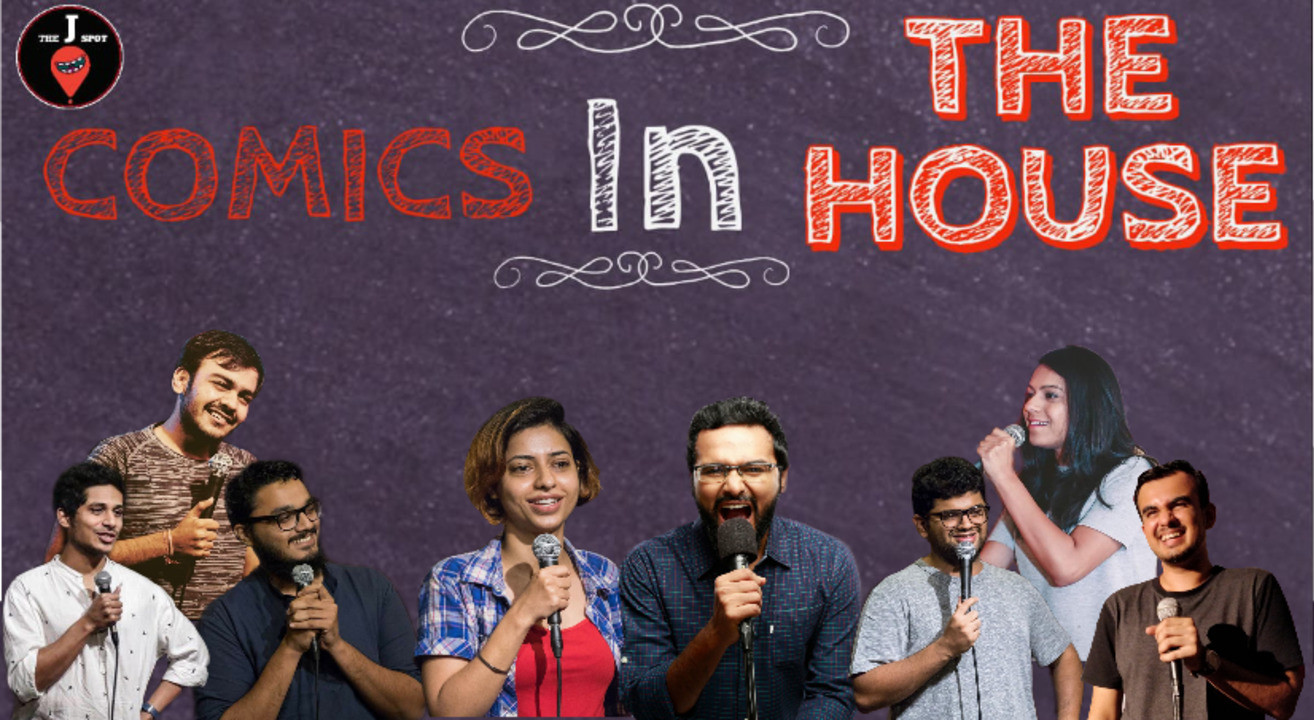 Book Comics In The House 46 (Aug 2019) Event Tickets Online