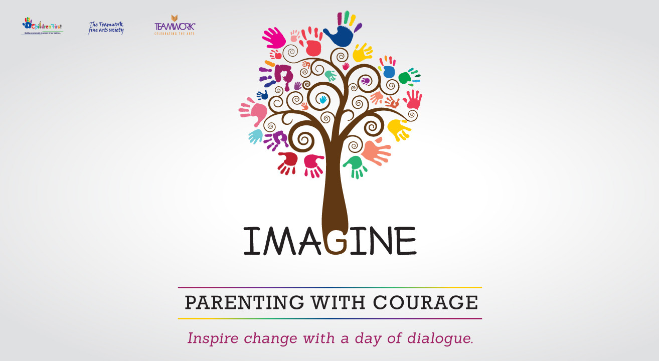 Book Imagine Parenting With Courage (Oct 2019) Event