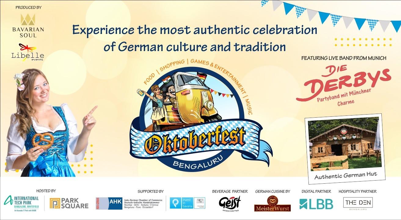 Book The Authentic Oktoberfest Bengaluru (Sep 2019) Event