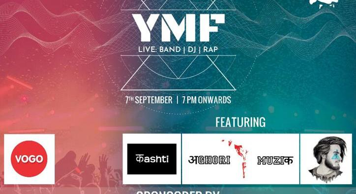 Book Youth Music Festival 2k19 (Sep 2019) Event Tickets