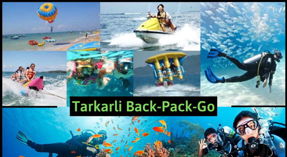 Malvan Tarkali Along with Scuba Diving - A Paradise To Backpacker