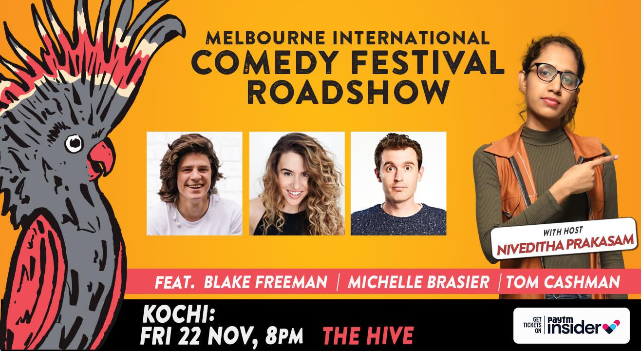 Melbourne International Comedy Festival Roadshow 2018