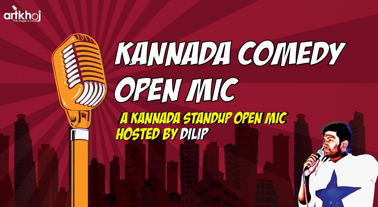 open mic kannada standup comedy. Black Bedroom Furniture Sets. Home Design Ideas