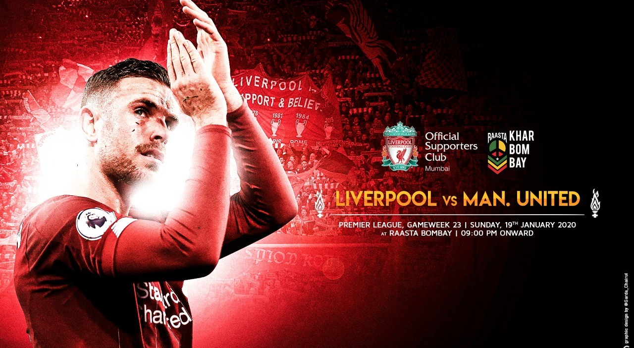 Liverpool V Manchester United Mega Screening Mumbai