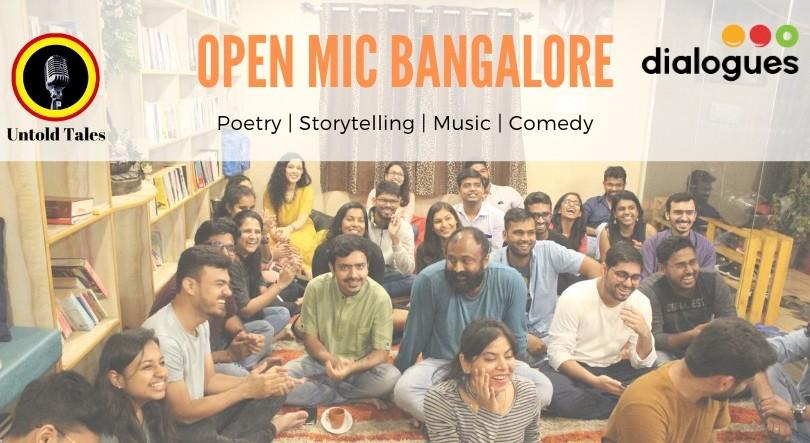 Open Mic - Bangalore