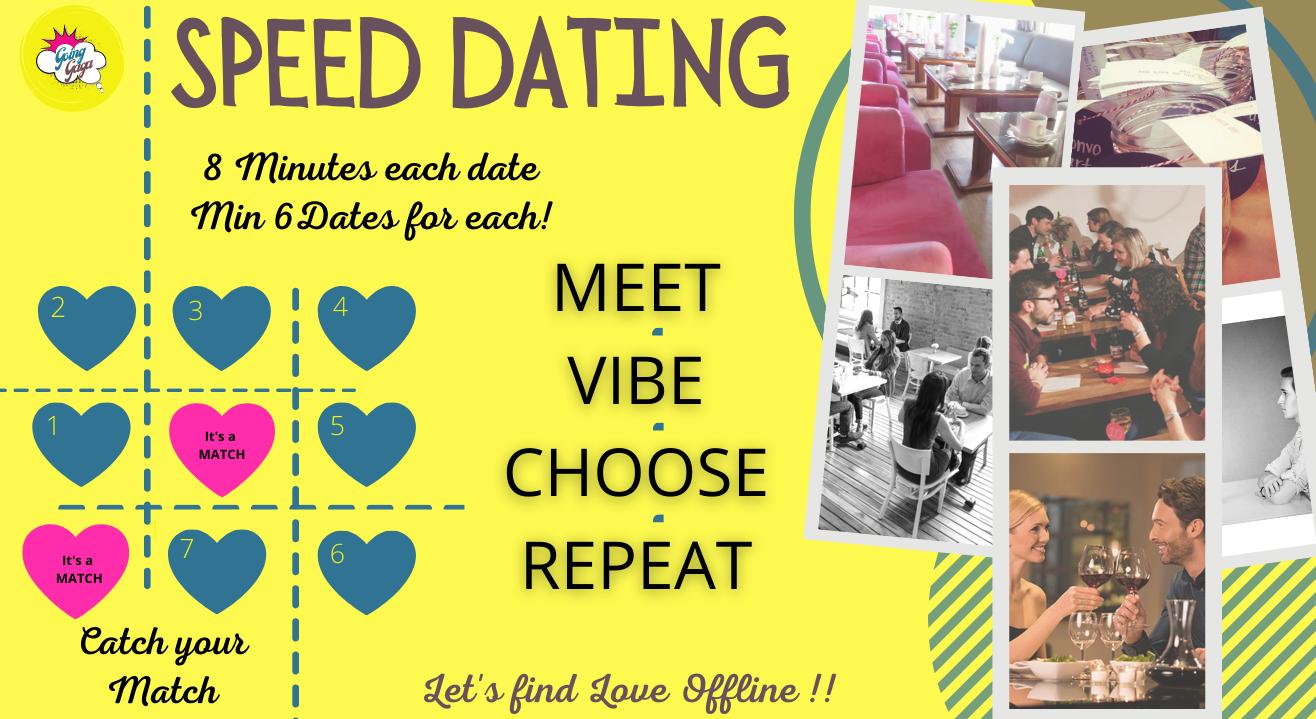 speed dating i vikingstad)